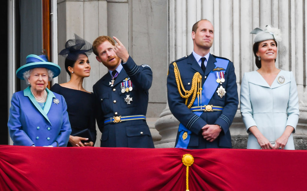 The Last Thing Queen Elizabeth Needs From Prince Harry