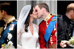 British Royal Family Fans Vote For Their Favorite Royal Wedding