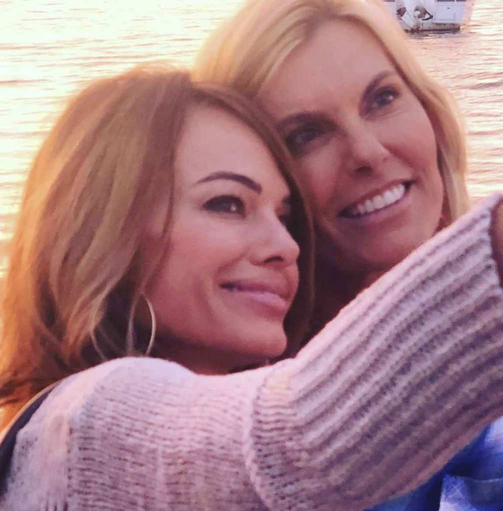 Leah Shafer and Captain Sandy Yawn