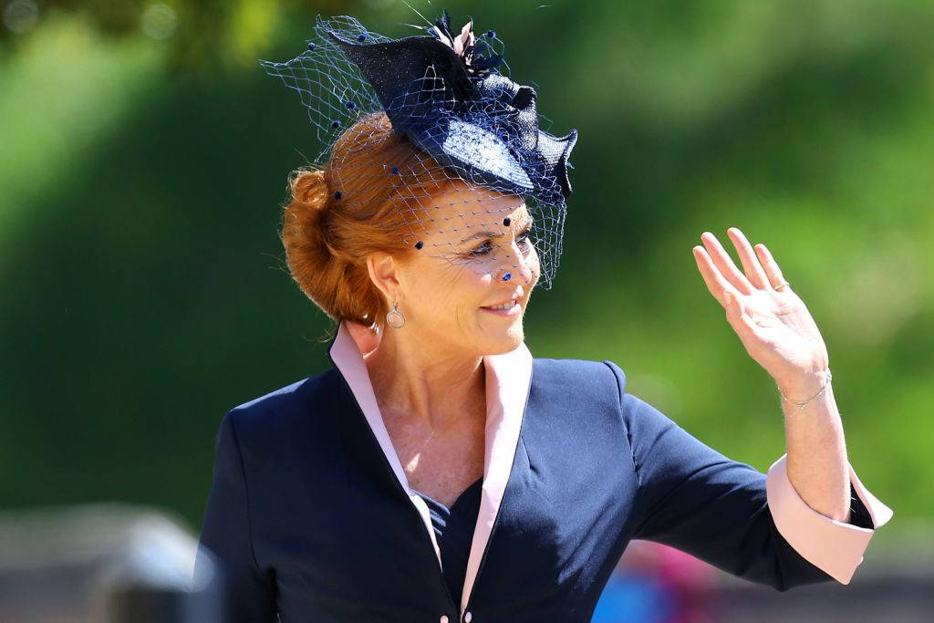 When Is Prince Harry S Wedding.Sarah Ferguson Reveals How She Felt About Being Invited To Prince