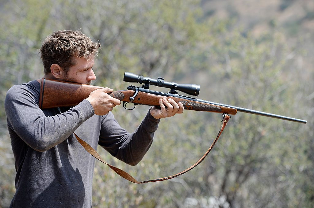 Ryan Phillippe in Shooter