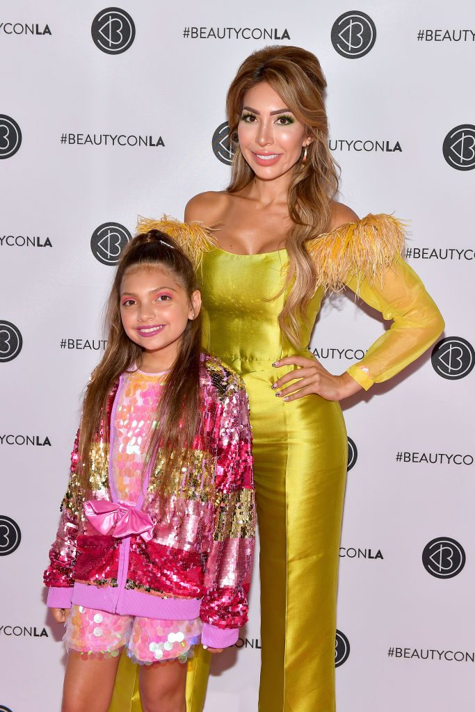 Sophia Abraham and Farrah Abraham | Matt Winkelmeyer/Getty Images