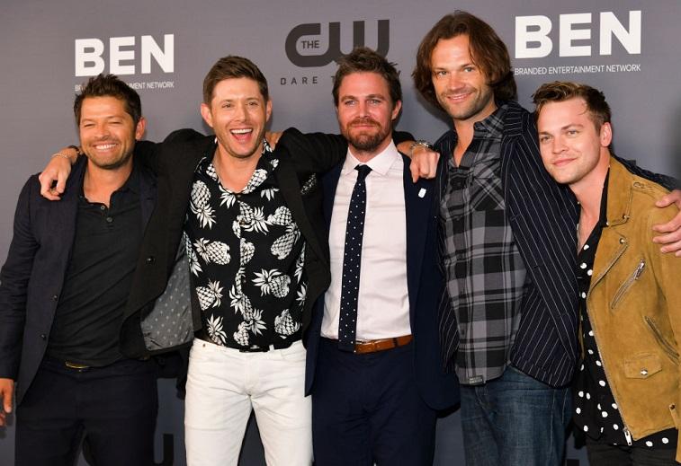 'Supernatural': Jensen...