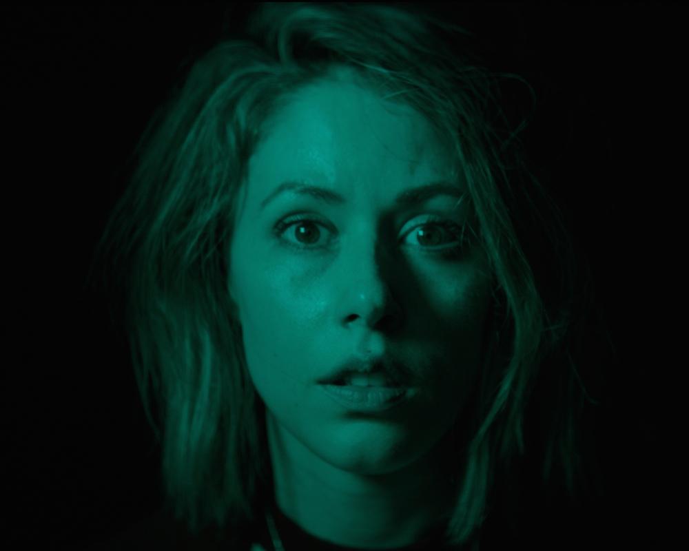 Amanda Crew in Tone-Deaf