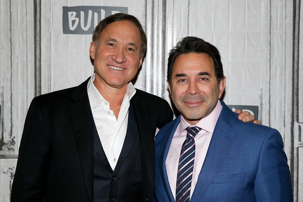 Terry Dubrow (L) and Paul Nassif of 'Botched'