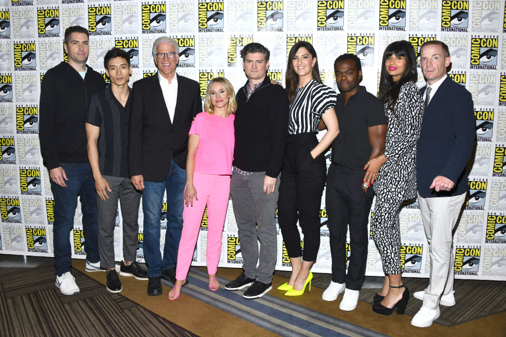 The Good Place Cast and Producers