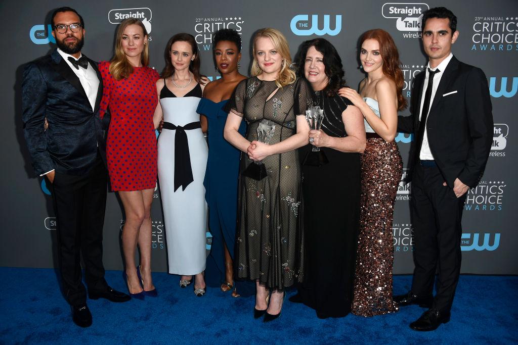 The Handmaid's Tale season finale cast