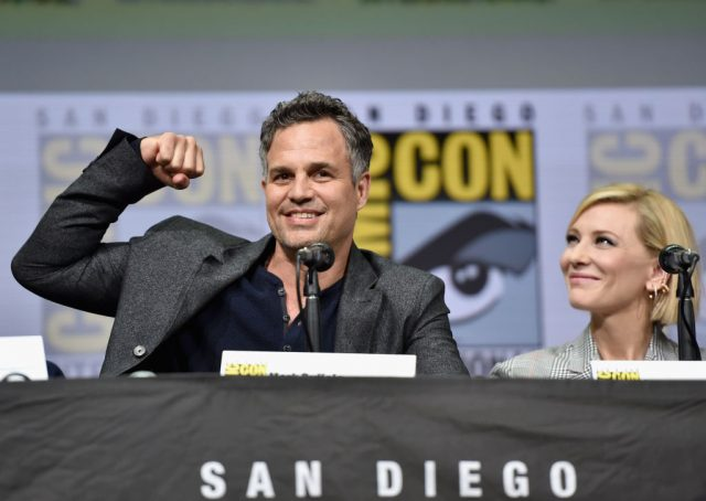 The Hulk Mark Ruffalo