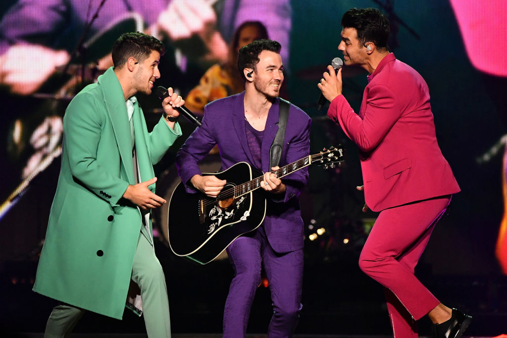 The Jonas Brothers Concert