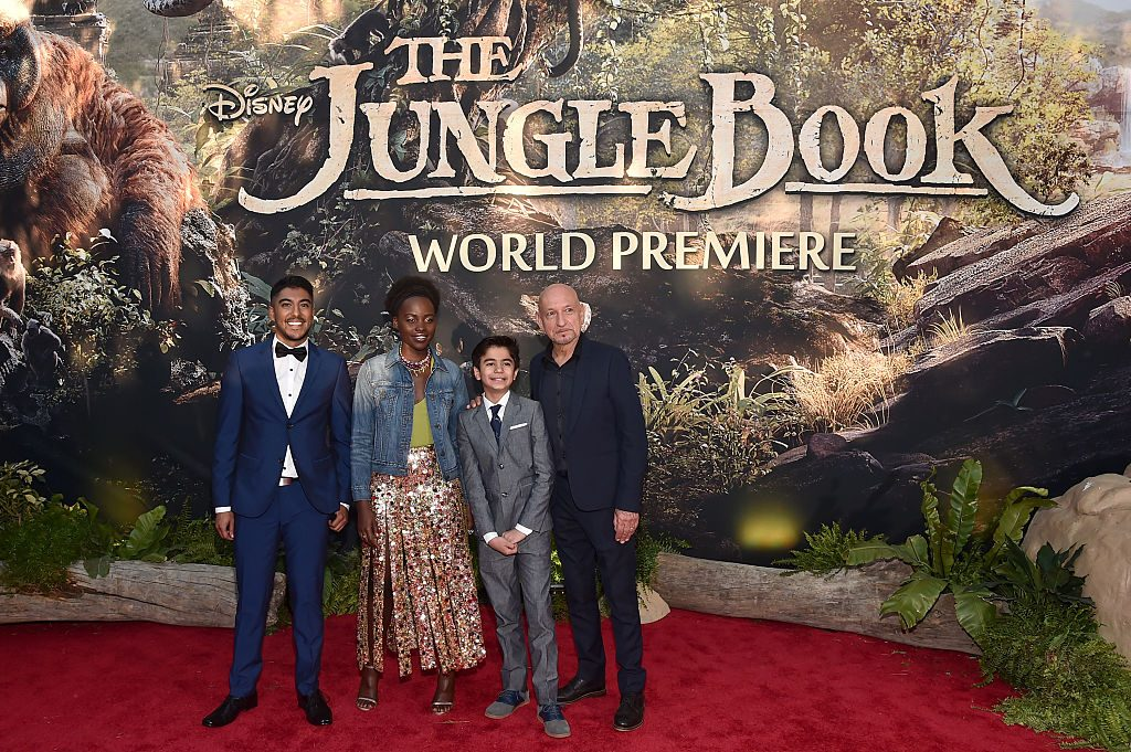 Disney Live-Action Remake of 'The Jungle Book'