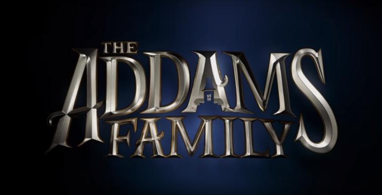 'The Addams Family' logo