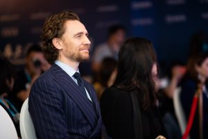Tom Hiddleston Doesn't Mind When People Confuse Him With Benedict Cumberbatch (Or So He Says)