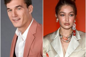 Does This Prove That Tyler Cameron and Gigi Hadid Are Getting Serious?