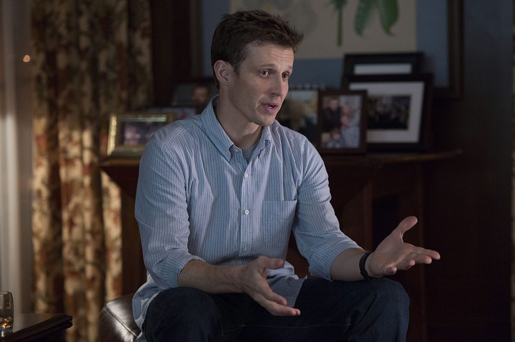 Will Estes in a scene from 'Blue Bloods.' |  Jojo Whilden/CBS via Getty Images