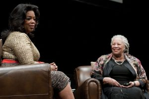 Oprah Winfrey Tracked Down Toni Morrison For Film Rights to This Book