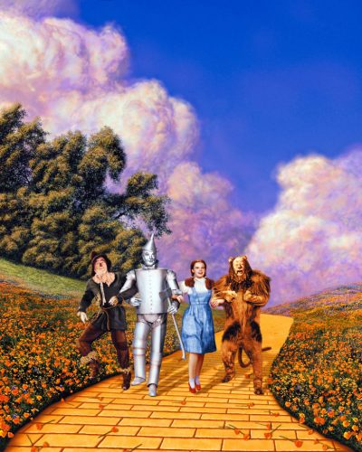 'The Wizard of Oz' cast