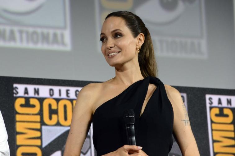Angelina Jolie at 2019 San Diego Comic-Con