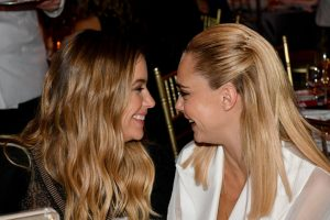 How Ashley Benson and Cara Delevingne Met and Fell In Love