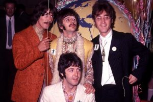 The 'Insane' Beatles Song That Features a Rolling Stone on Saxophone