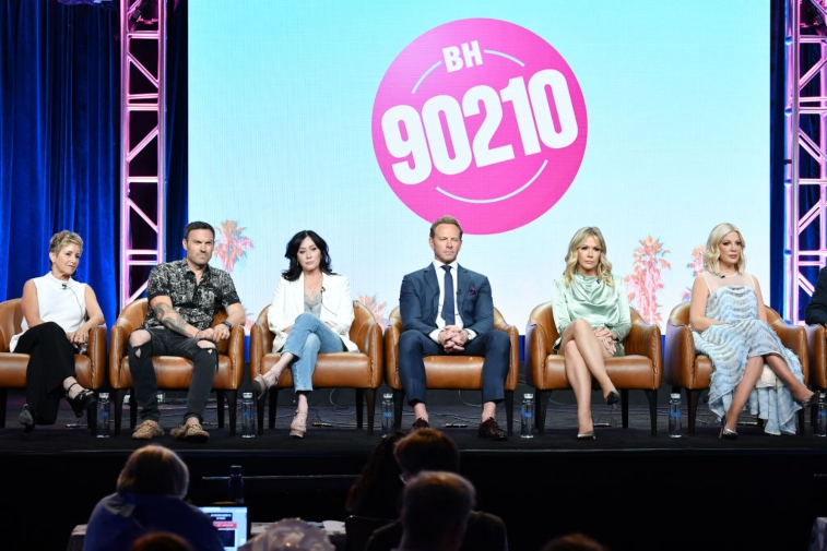 Cast of 'BH90210'