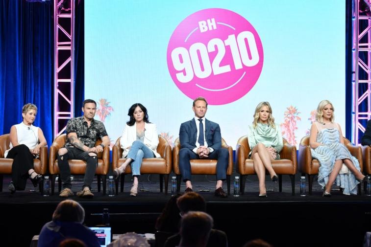 Cast of 'BH90210'