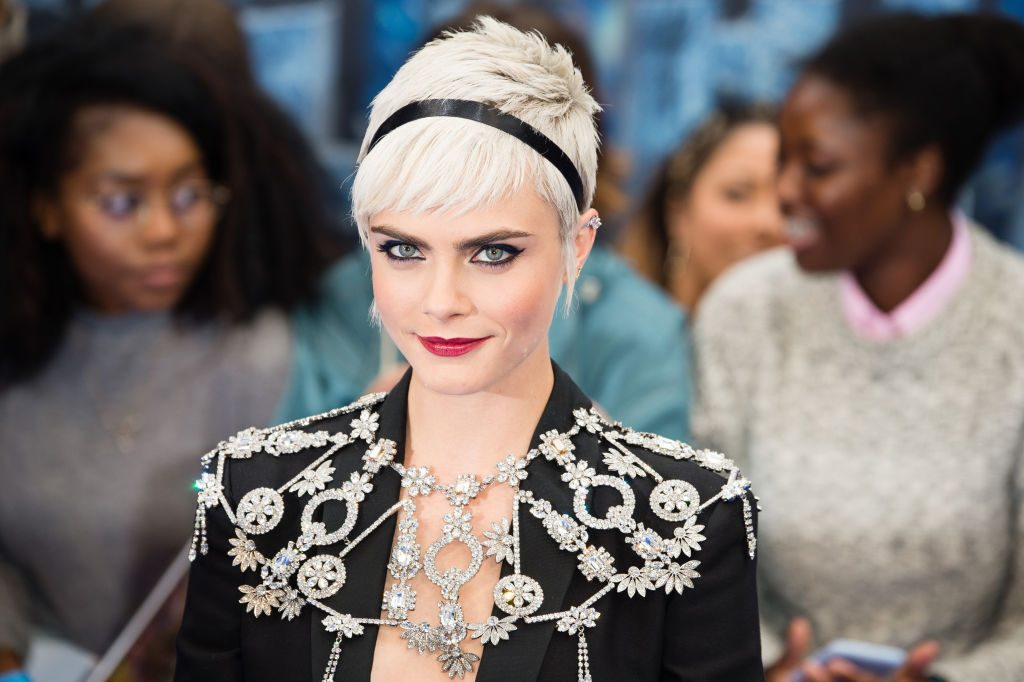 Cara Delevingne Net Worth How The Actress Makes Her Money
