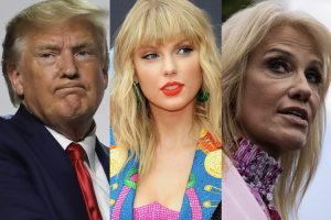 Did Kellyanne Conway Accidentally Shade Donald Trump With Taylor Swift Song?