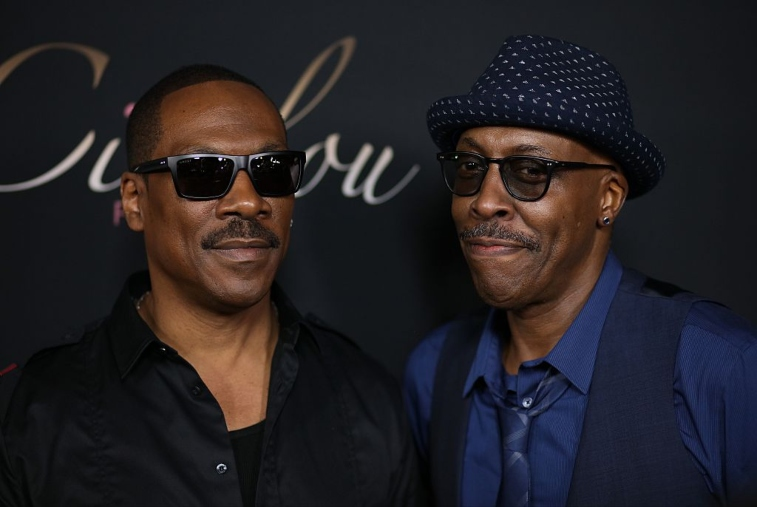 Eddie Murphy and Arsenio Hall
