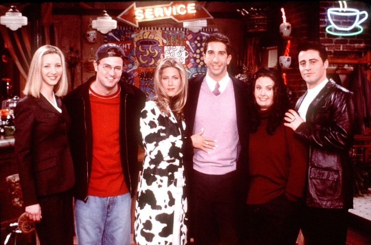 Cast of 'Friends'