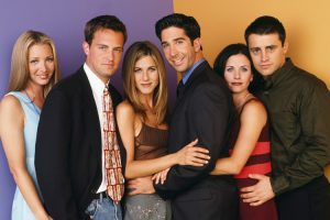 Is 'Friends' Getting a 'Lego Movie' Reboot?