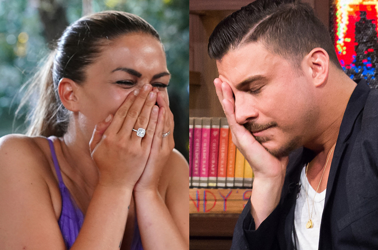 Brittany Cartwright and Jax Taylor, stars of 'Vanderpump Rules'