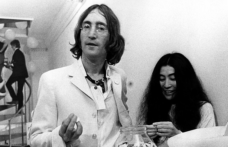 The John Lennon Song The Beatles Thought Was Too Weird For The White Album