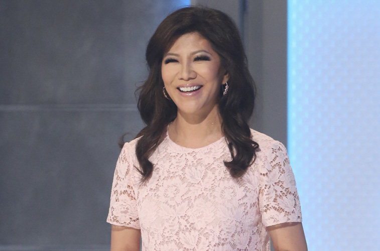 Julie Chen is stirring the 'pot'