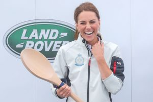 Did Kate Middleton Wear Short Shorts to Crush 'Too Skinny' Concerns?