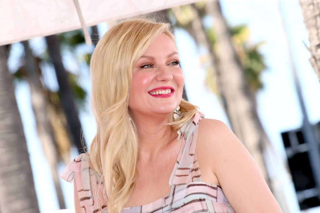 Kirsten Dunst Hollywood Walk of Fame