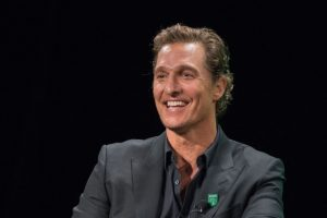Matthew McConaughey Is Officially A Professor