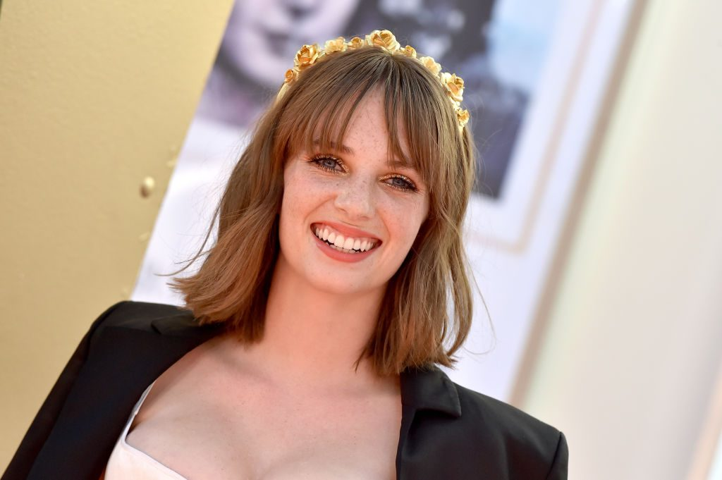 Maya Hawke Once Upon a Time In Hollywood