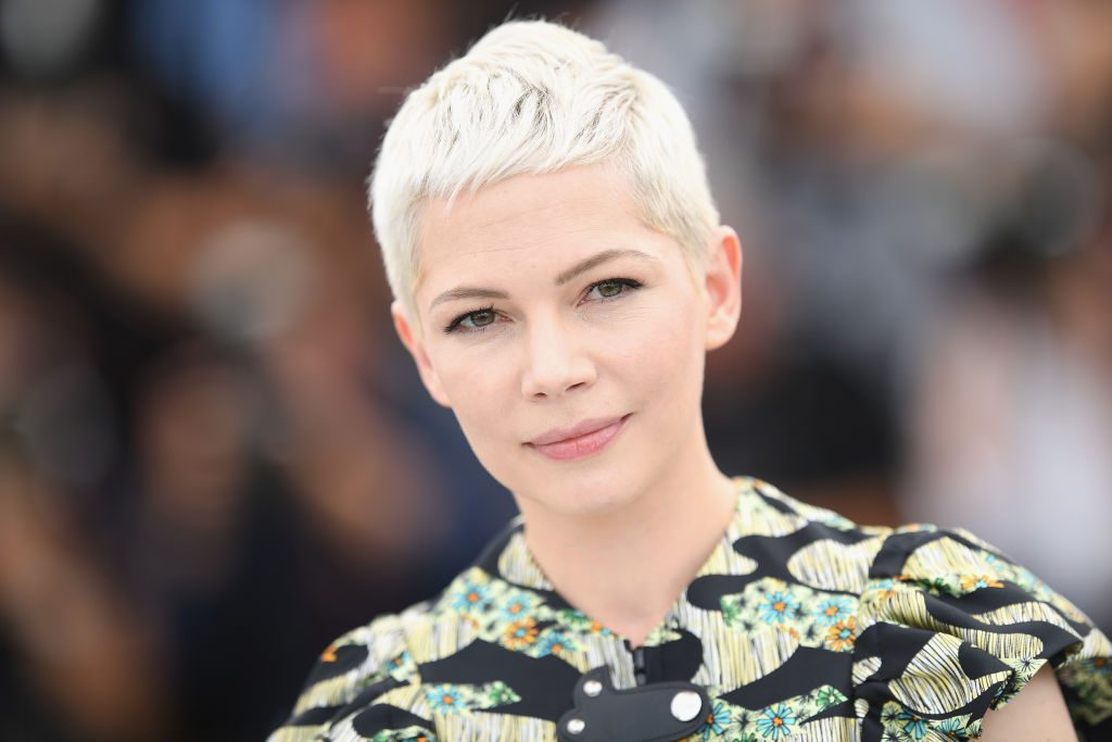Actress Michelle Williams at a photocall during the Cannes Film Festival