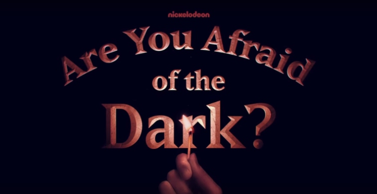 Logo for 'Are You Afraid of the Dark?'
