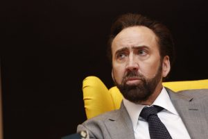 Nicolas Cage Reveals the 1 Movie He Didn't Want to Make and How He Helped Johnny Depp Get His Start