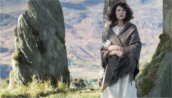 'Outlander' star Caitriona Balfe