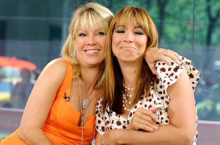 Ramona Singer and Jill Zarin of 'RHONY' fame