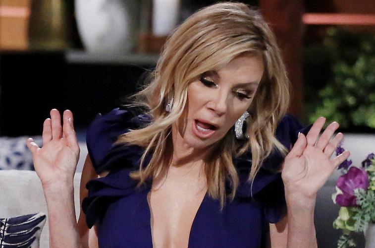 Ramona Singer is reportedly refusing to film 'RHONY' Season 12