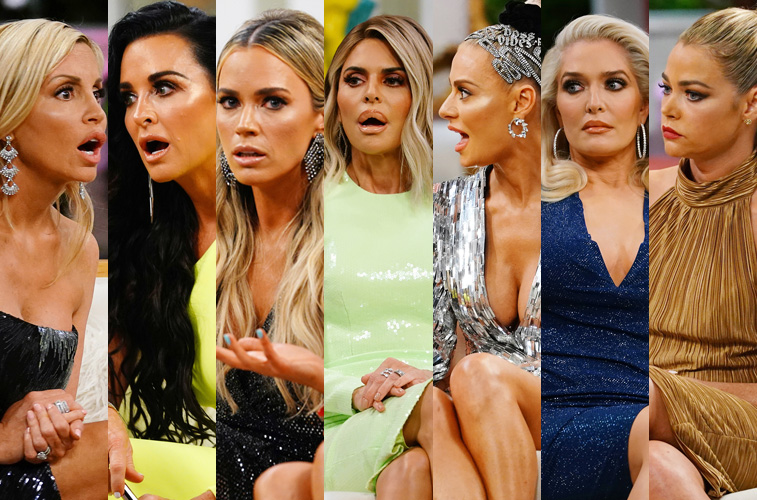 The cast of 'Real Housewives of Beverly Hills' Season 9