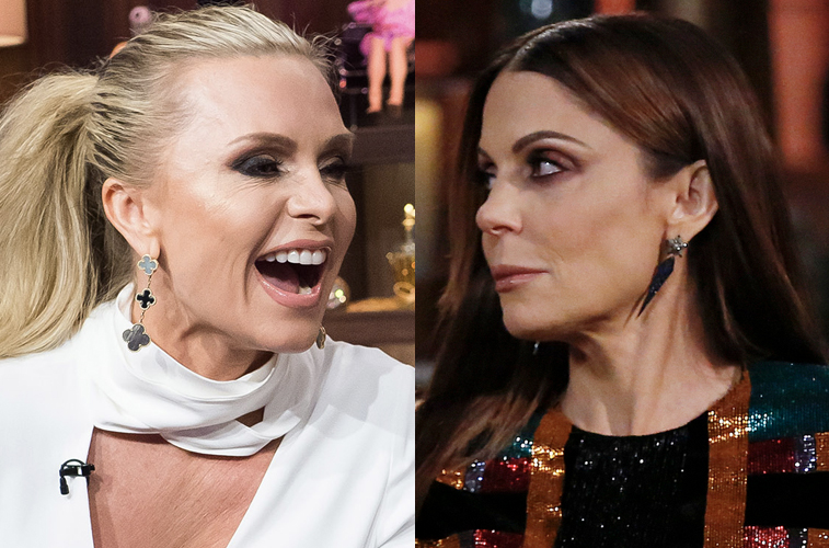 Tamra Judge has things to say about Bethenny Frankel's reason for quitting 'RHONY'