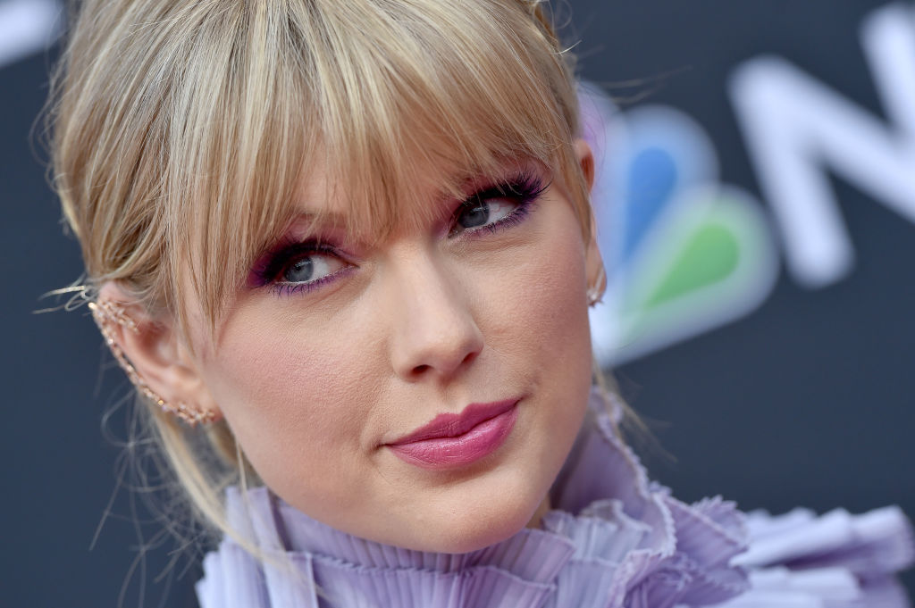 Taylor Swift explains why she stayed quiet ahead of 2016 presidential election