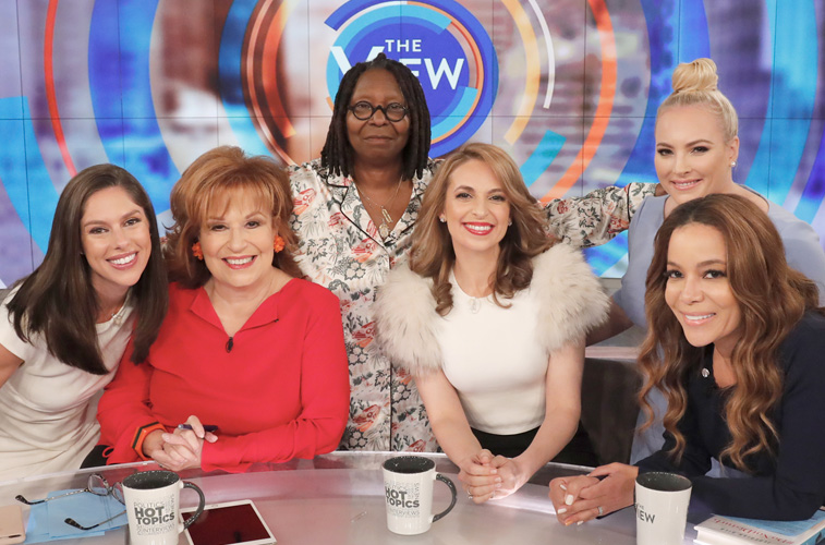 'The View' Returns To ABC
