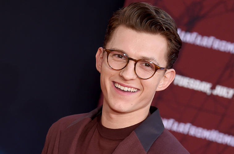 Tom Holland, star of 'Spider-Man'