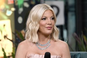'BH90210': Tori Spelling Shuts Down Rumors That's She's Broke and Can't Pay Her Bills