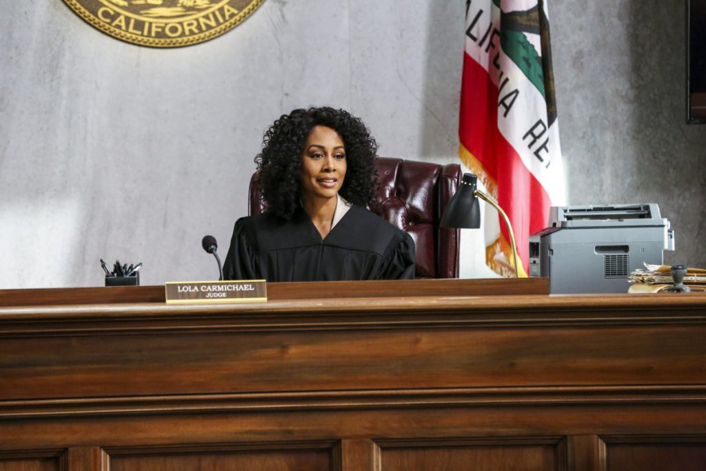 Simone Missick on All Rise